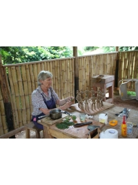 Sue Freeborough Residency: Rwenzori Art Centre, Uganda