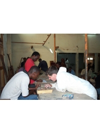 Steve Hurst by Student Workshops