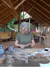 Ann Christopher Residencies: Rwenzori Art Centre, Uganda